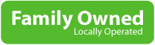 Family owned and locally operated